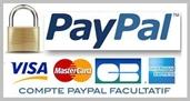 Avec PayPal